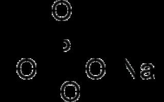 Что такое дигидрофосфат натрия
