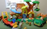 Какие игрушки нужны ребенку в 2 года