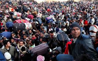 Почему так много мигрантов в Европе