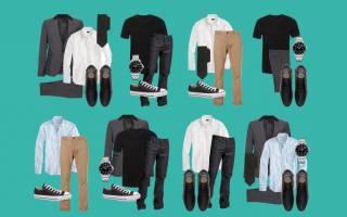 Что такое капсульный гардероб
