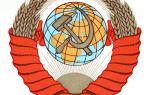 Что символизировал герб СССР