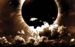Как часто происходят лунные затмения
