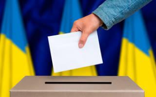 Кто победит на выборах в украине