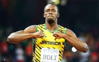 Кто самый быстрый бегун в мире