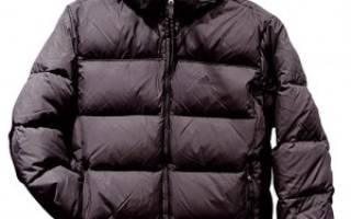 Как выбрать мужской зимний пуховик