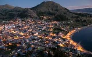 Где расположено государство Боливия
