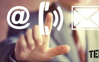 Что такое голосовая почта Теле2