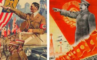 Что отличает тоталитарный режим