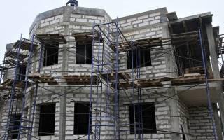 Из чего строят дома в якутии