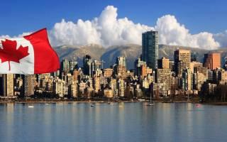 На каких языках говорят канадцы