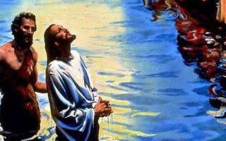 Когда вода становится святой