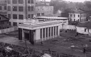 Кто строил московское метро