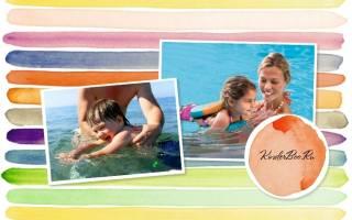 Как научить ребенка плавать в 5 лет