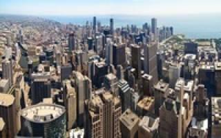 Сколько всего городов в США
