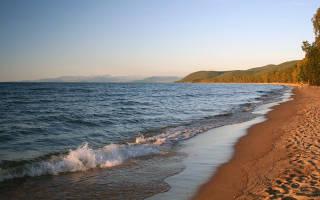 Можно ли купаться в Байкале летом