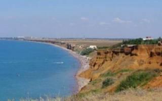 Какая температура моря в Крыму
