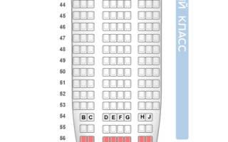 Какие места в боинге 747 400 лучшие