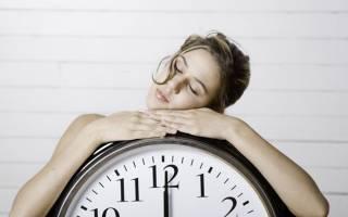 Сколько длится здоровый сон