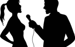Как правильно брать интервью