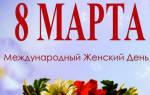 Как возник праздник 8 марта