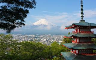Какие города посетить в Японии