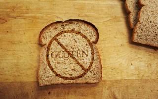 Какие продукты не содержат глютен