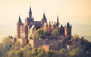 Существует ли замок Хогвартс