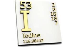 Какими свойствами обладает йод