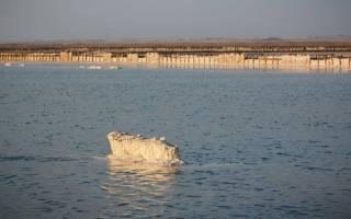 Где добывают крымскую розовую соль