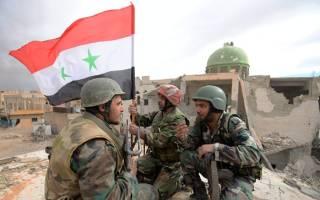 Почему Россия воюет в Сирии
