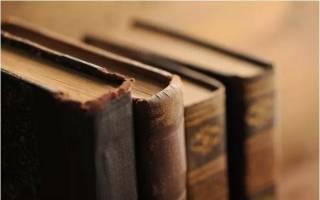 Что такое роман в литературе