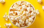 Какая польза и вред попкорна