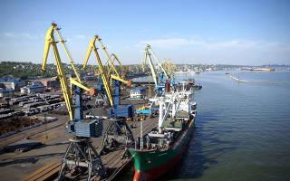 Для чего нужен морской порт