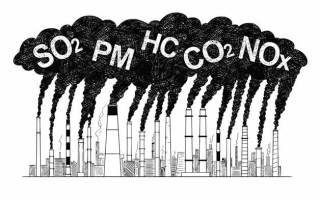 Чем опасно загрязнение атмосферы
