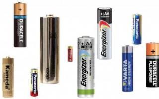 Как продлить жизнь батарейке
