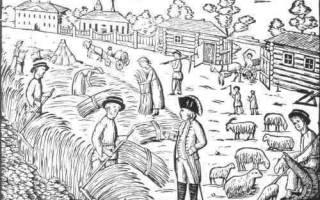 Как жили крестьяне в средние века