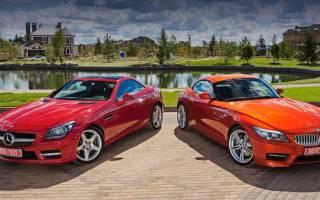 Что лучше BMW или Mercedes