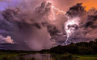 К чему снится гром и молния