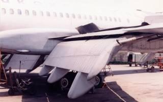 Для чего самолету закрылки