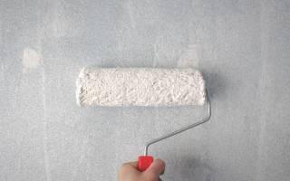 Как наносить на стену жидкие обои