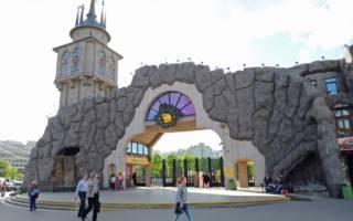 Где находится зоопарк в Москве