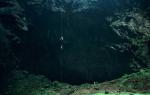 Какая самая глубокая пещера в мире