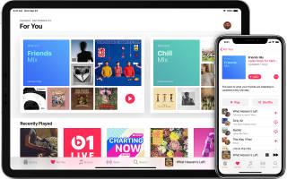 Как оформить подписку на apple music