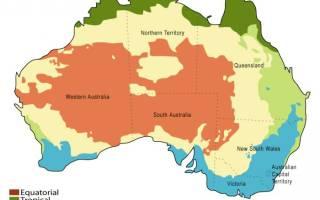 Какие народы живут в Австралии
