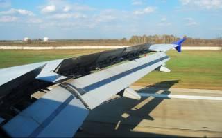 Как работает крыло самолёта