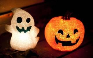 Как отмечают хэллоуин в России