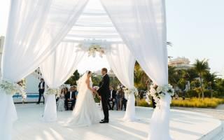 Оригинальная идея для свадьбы