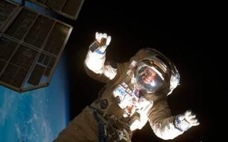 Какая температура в открытом космосе