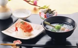Что едят японцы в повседневной жизни