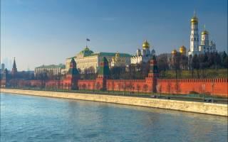 Как строился Московский кремль